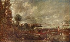 « Paysage » John Constable (1776-1837)