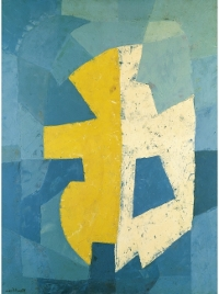 Composition abstraite (1950) - Serge Poliakoff