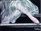 Transparence sur piano / P. Michau