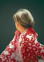 Betty Huile sur toile - 1988 Saint-Louis Art Museum © Gerhard Richter 2012