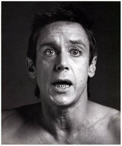 Robert Mapplethorpe - Iggy Pop (1981)