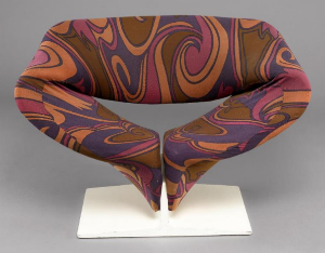 Pierre Paulin - Ribbon chair (1966)